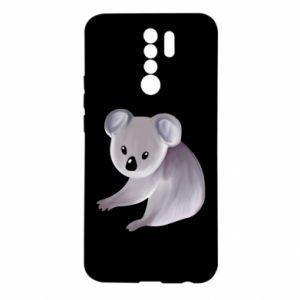 Etui na Xiaomi Redmi 9 Shy koala
