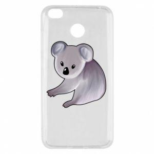 Etui na Xiaomi Redmi 4X Shy koala