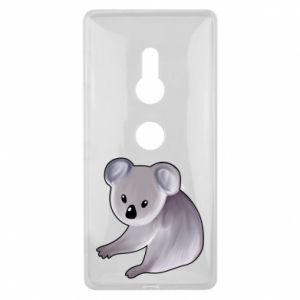 Etui na Sony Xperia XZ2 Shy koala