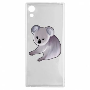 Etui na Sony Xperia XA1 Shy koala