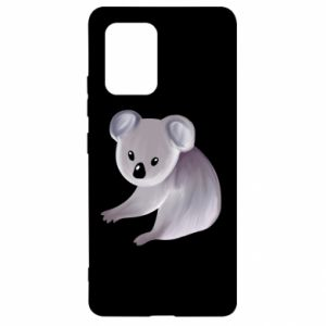 Etui na Samsung S10 Lite Shy koala