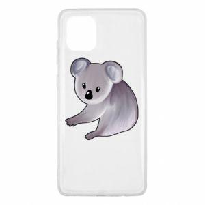 Etui na Samsung Note 10 Lite Shy koala