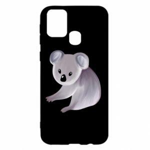 Etui na Samsung M31 Shy koala