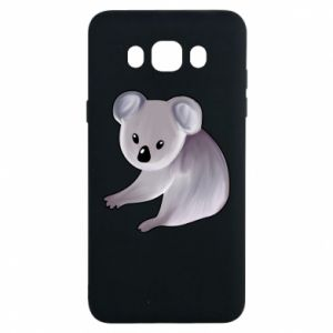 Etui na Samsung J7 2016 Shy koala