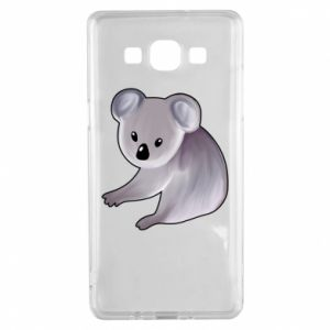 Etui na Samsung A5 2015 Shy koala