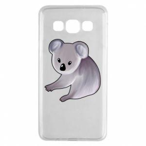 Etui na Samsung A3 2015 Shy koala