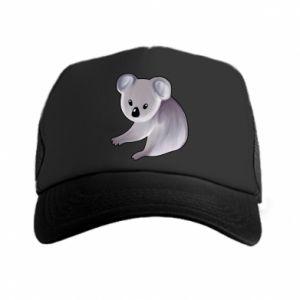 Czapka trucker Shy koala