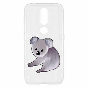 Etui na Nokia 4.2 Shy koala