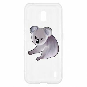 Etui na Nokia 2.2 Shy koala