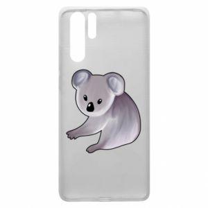 Etui na Huawei P30 Pro Shy koala