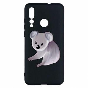 Etui na Huawei Nova 4 Shy koala