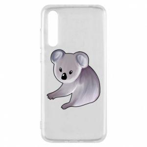 Etui na Huawei P20 Pro Shy koala