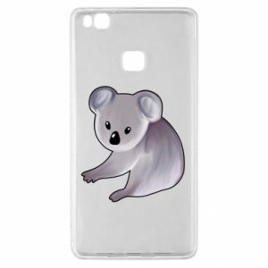Etui na Huawei P9 Lite Shy koala