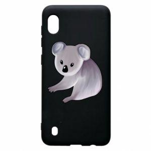 Etui na Samsung A10 Shy koala