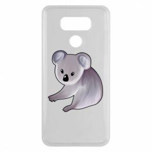 Etui na LG G6 Shy koala