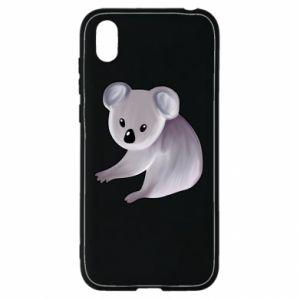 Etui na Huawei Y5 2019 Shy koala