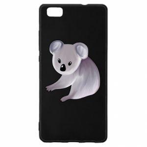 Etui na Huawei P 8 Lite Shy koala