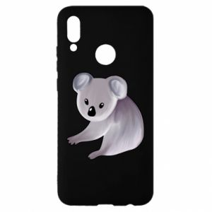 Etui na Huawei P Smart 2019 Shy koala