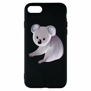 Etui na iPhone SE 2020 Shy koala