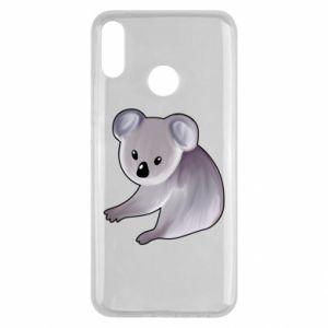Etui na Huawei Y9 2019 Shy koala