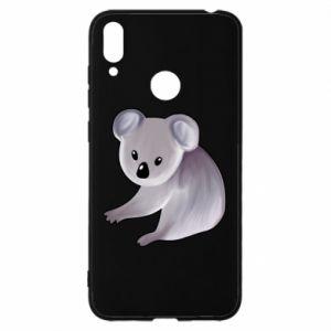 Etui na Huawei Y7 2019 Shy koala