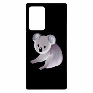 Etui na Samsung Note 20 Ultra Shy koala
