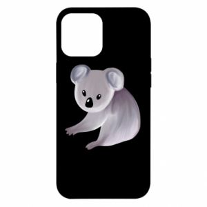 Etui na iPhone 12 Pro Max Shy koala