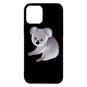 Etui na iPhone 12/12 Pro Shy koala