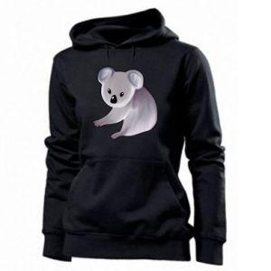 Damska bluza Shy koala - PrintSalon