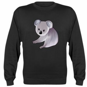 Bluza (raglan) Shy koala - PrintSalon