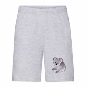 Szorty męskie Shy koala