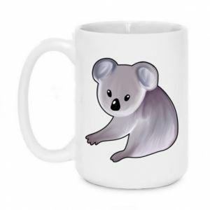 Kubek 450ml Shy koala - PrintSalon