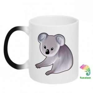 Kubek-kameleon Shy koala