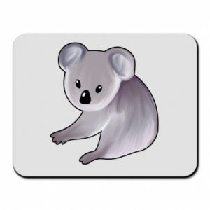 Podkładka pod mysz Shy koala - PrintSalon