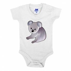 Body dla dzieci Shy koala - PrintSalon