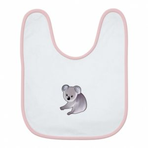 Śliniak Shy koala - PrintSalon