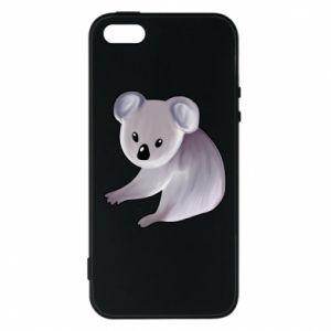 Etui na iPhone 5/5S/SE Shy koala