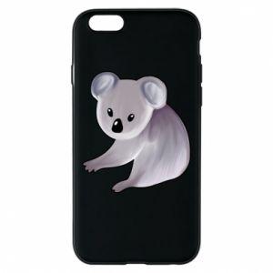 Etui na iPhone 6/6S Shy koala