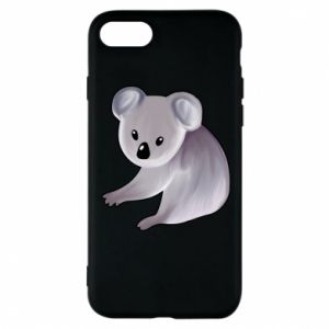 Etui na iPhone 7 Shy koala