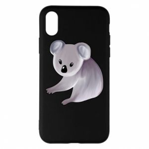 iPhone X/Xs Case Shy koala