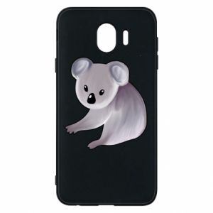 Etui na Samsung J4 Shy koala - PrintSalon