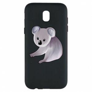 Etui na Samsung J5 2017 Shy koala