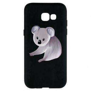 Etui na Samsung A5 2017 Shy koala - PrintSalon