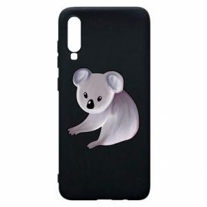 Etui na Samsung A70 Shy koala