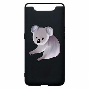 Etui na Samsung A80 Shy koala - PrintSalon