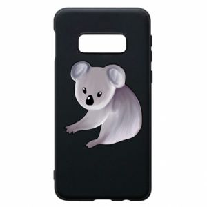 Etui na Samsung S10e Shy koala