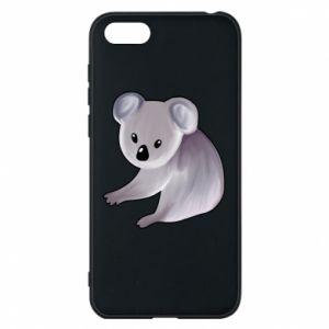Etui na Huawei Y5 2018 Shy koala