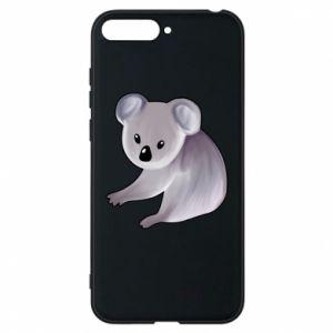 Etui na Huawei Y6 2018 Shy koala