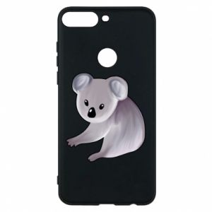 Phone case for Huawei Y7 Prime 2018 Shy koala