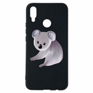 Etui na Huawei P Smart Plus Shy koala - PrintSalon
